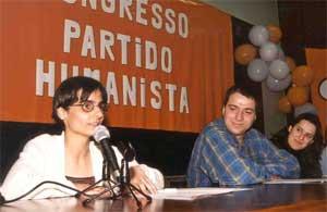 Maria Viror e Luís Filipe