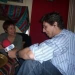 Entrevista a Manuela Magno
