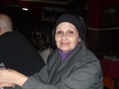 Candidata Maria José Ferreira