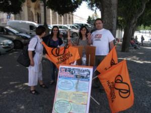 Candidatos em Évora