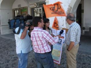 Reportagem em Évora